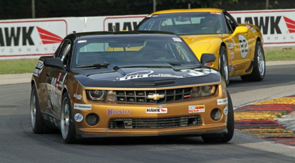 Image: Todd Napieralski in the Touring 2 race at the 2013 SCCA Runoffs. Credit: Shaun Lumley/SCCA